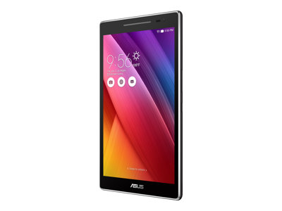 "ASUS ZenPad 8.0 Z380M - Tablet - Android 6.0 (Marshmallow) - 16 GB eMMC - 8"" IPS (1280 x 800) - microSD slot - dark gray"