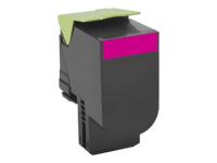 Lexmark Cartouches toner laser 80C20M0