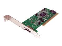 StarTech.com Carte controleur 1 port eSATA + 1 port SATA PCI SATA avec support faible encombrement