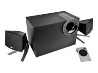 Edifier Højttalersystem til PC 2.1-kanal 28 Watt (Total) sort