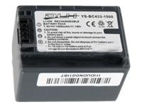 DLH batterie de caméscope - Li-Ion