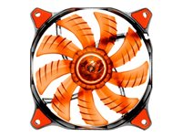 CGR Ventilador CFD-140mm Red