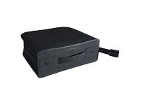 MediaRange Omslag til CD/DVD disks 300 disks syntetisk læder  sort