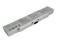 MicroBattery - batterie de portable - 5200 mAh