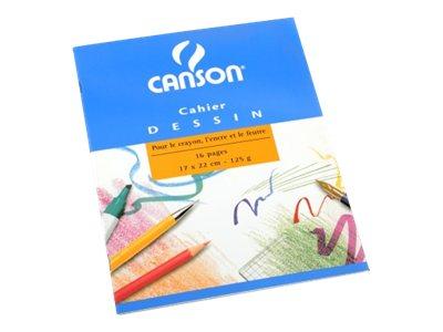 CANSON - bloc d'esquisse