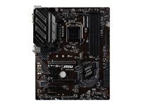 MSI-Z390-A PRO ATX LGA1151 DDR4 DP/DVI/VGA Intel 9th Gen