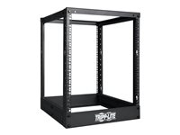 Tripp Lite 13U SmartRack 4-Post Open Frame Rack