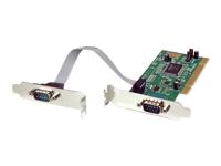 StarTech.com Cartes PCI2S550_LP