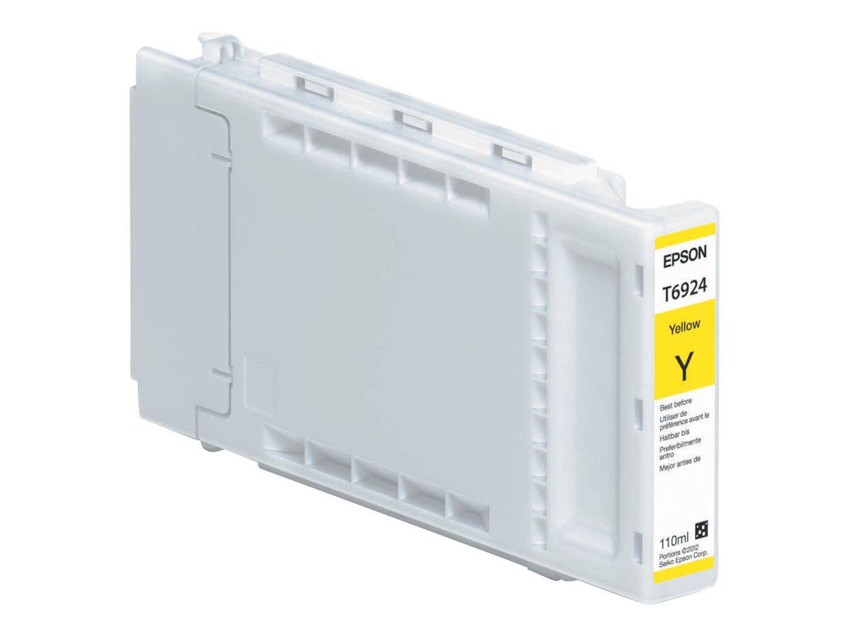 Epson T692400 - jaune - originale - cartouche d'encre