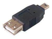 MCL Samar Adaptateurs USB-AF/MU5M