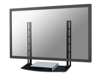 NewStar NS-SHELF100 - Police pro komponenty audio/video - černá