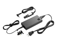 HP 90W Slim, Combo (Auto) Adapter w/ USB