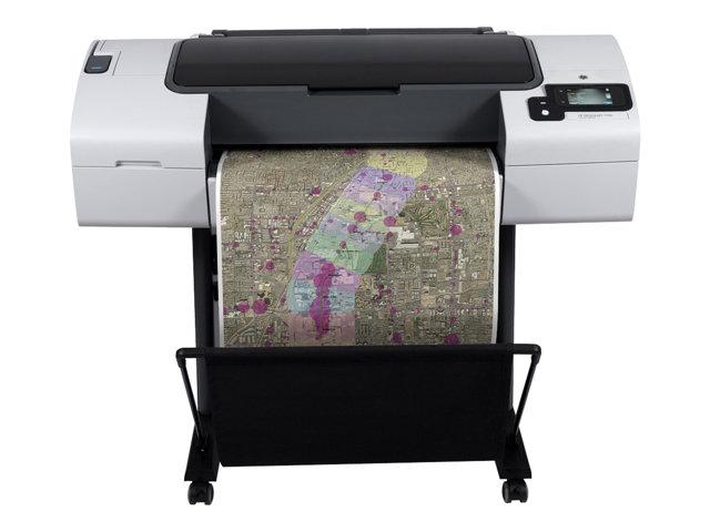 Image of HP DesignJet T790ps ePrinter - large-format printer - colour - ink-jet