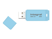 Integral Europe Cl�s USB INFD8GBPASBLS3.0