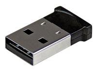StarTech.com Mini Adaptateur USB Bluetooth 4.0 - Mini Dongle Sans Fil EDR Classe 1 - Cle USB Bluetooth v. 4.0 Classe I - 50 m