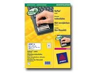 Avery NoPeel Labels L6146 - étiquettes en plastique indéchirable - 480 étiquette(s)