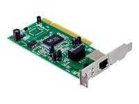 TRENDnet TEG-PCITXRL Netværksadapter PCI lav profil Gigabit Ethernet