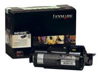 LEXMARK, Toner/21000sh prebate f T640 T642 T644