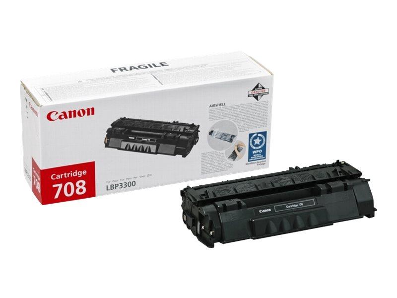 Canon 708H - noir - originale - cartouche de toner