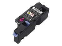 Dell - Magenta - original - toner cartridge - for Dell E525w; Color Multifunction Printer E525w