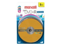 Maxell DVD-R Colour