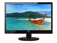 "HP 19ka - LED monitor - 18.5"" (18.5"" viewable)"