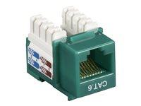 Pack of 6 pcs Black Box EVNSL0606MS-0030 30 CAT6 Backbone Cable