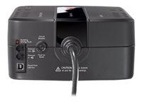 UPS APC Back-UPS 650VA/390W 8 Outlet USB 12min 1/2 Carga