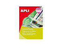 APLI PAPER - transparents - 20 feuille(s)