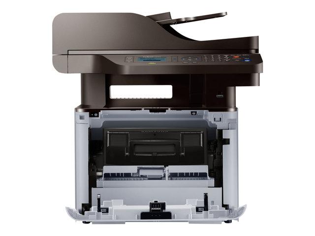 Image of Samsung ProXpress M3870FW - multifunction printer ( B/W )