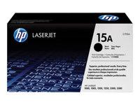 Tóner Negro Ultraprecisión LaserJet 1000/1200/N/1220/3300MFP