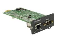 Emerson Network Power Onduleurs IS-WEBCARD