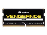 CORSAIR Vengeance - DDR4 - 16 GB - SO-DIMM 260-pin - 2666 MH