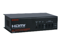 QVS HDMI 4-in-1 CAT6 Extender