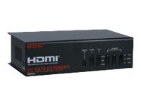 QVS HDMI 4-in-1 CAT6 Extender