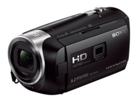 Sony Handycam HDR-PJ410 - caméscope - Carl Zeiss - stockage : carte Flash
