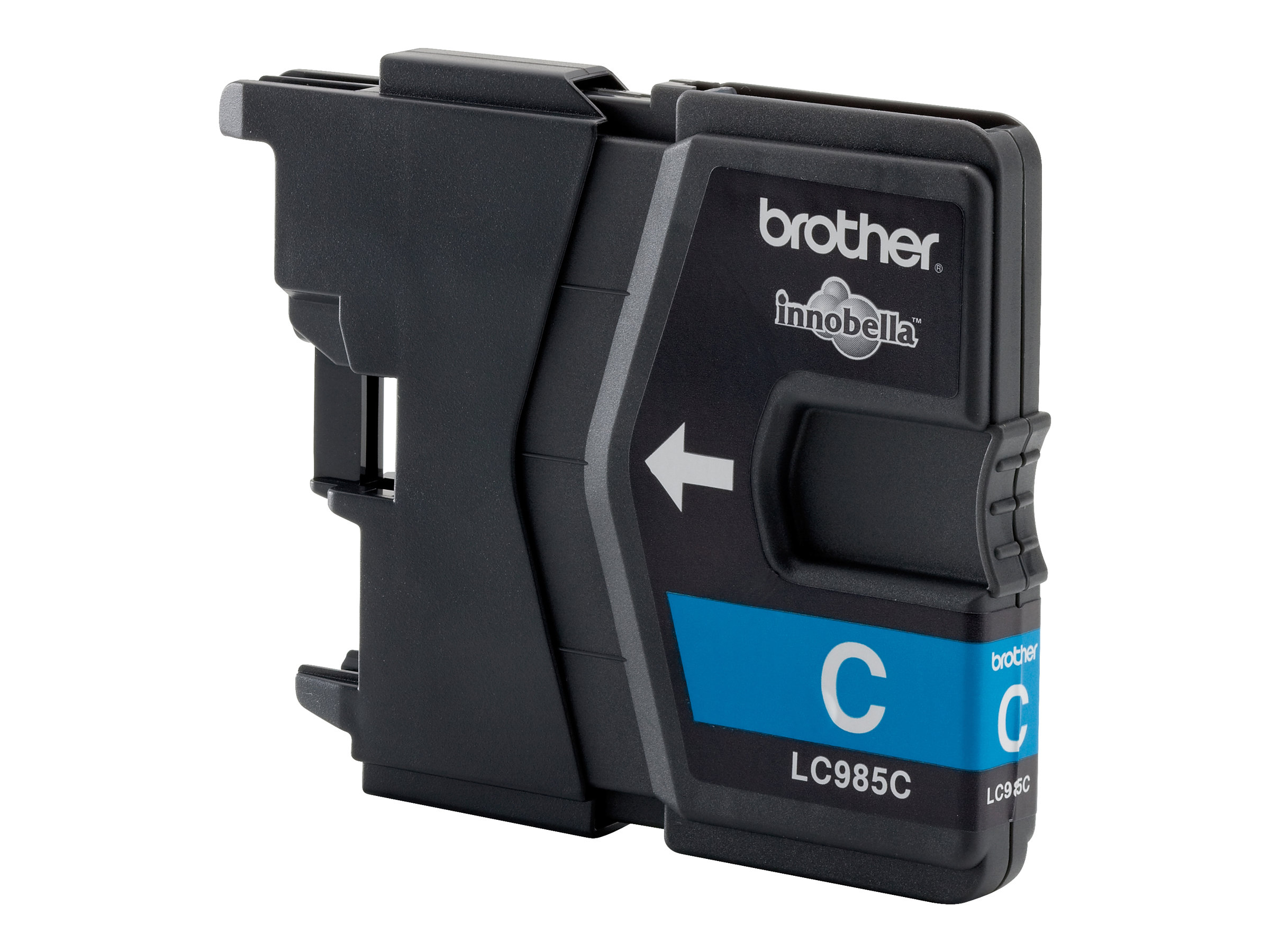 Brother LC985C - cyan - original - cartouche d'encre