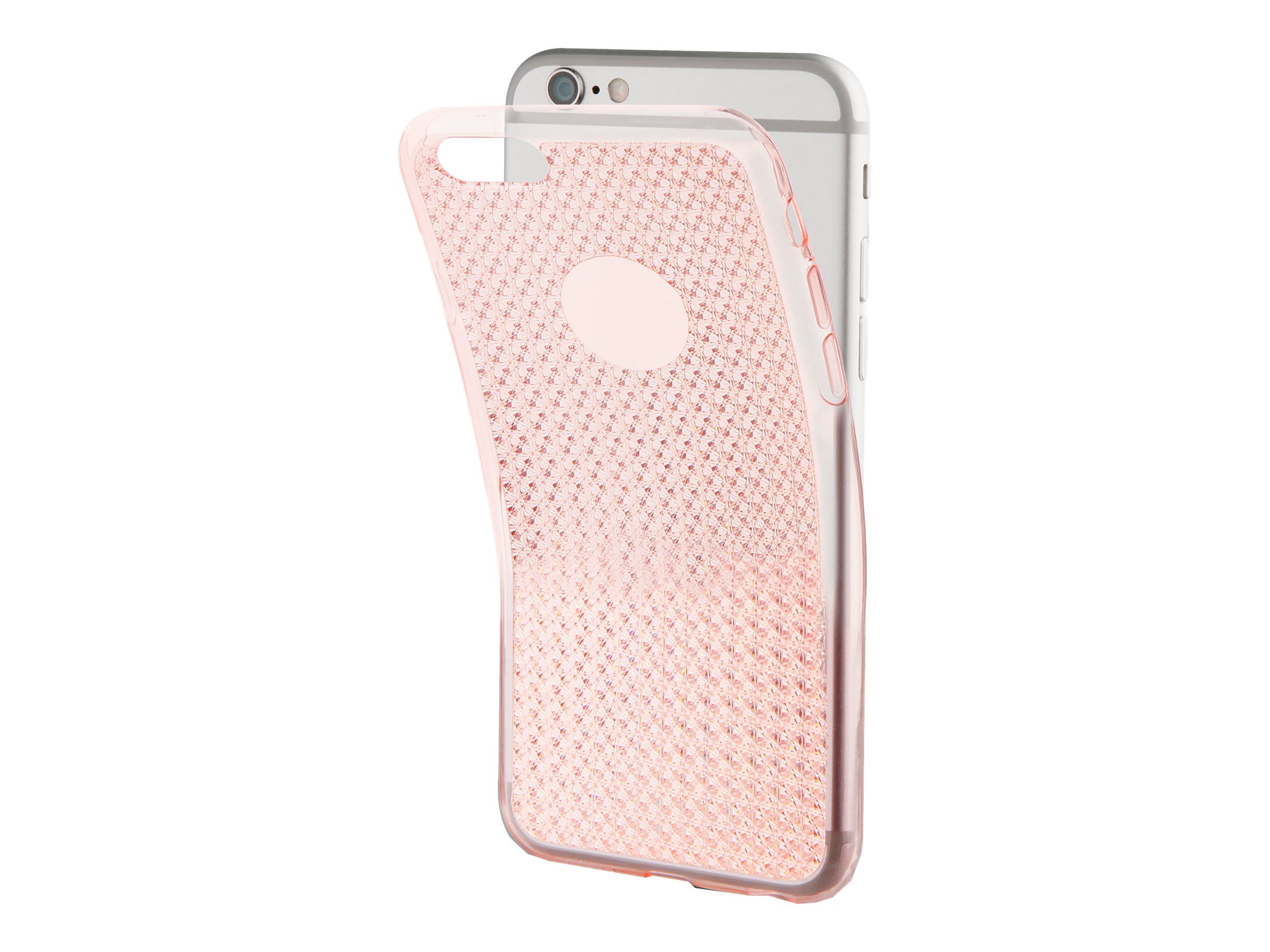 MUVIT LIFE - Coque de protection pour iPhone 7 Plus - rose