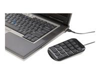 Targus Numeric Tastatur USB grå, sort
