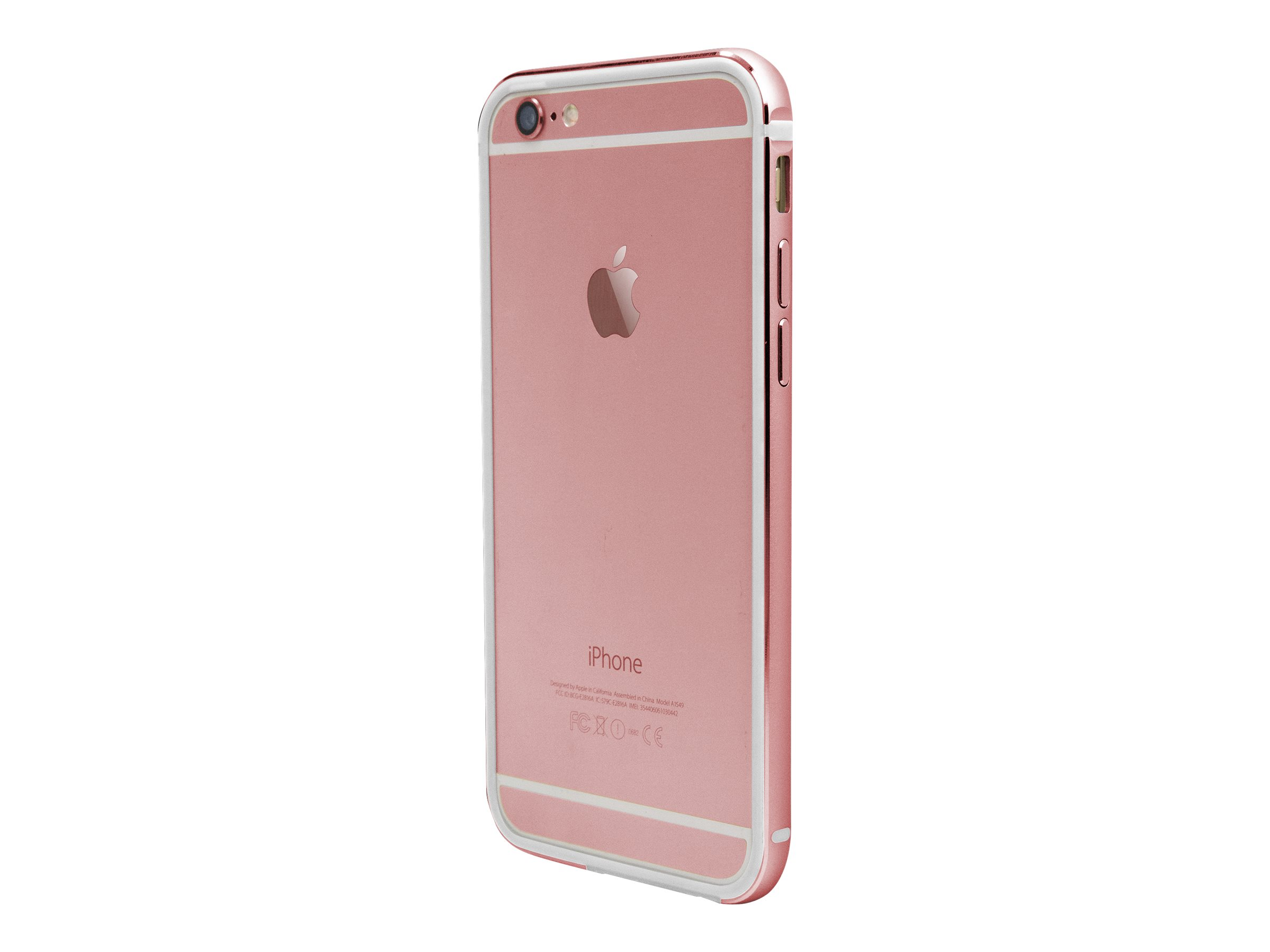 X-Doria Bump Gear -Coque de protection pour iPhone 6, 6s - rose/or