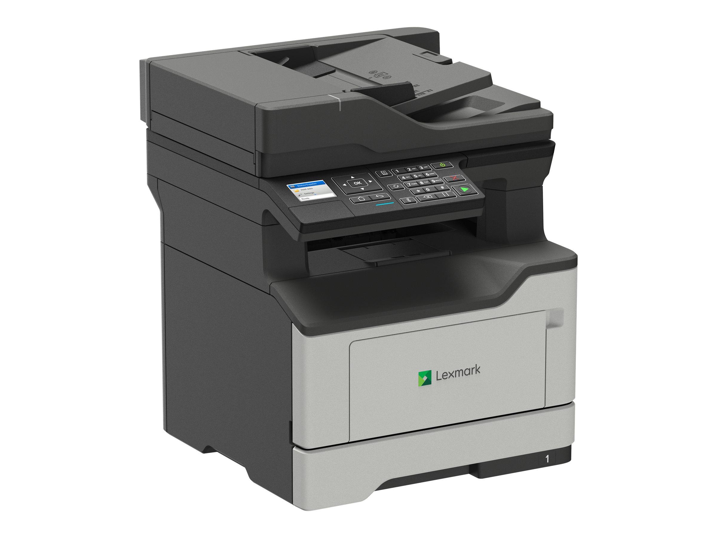 PC-Lager ApS - Sort-hvid Laser - Lexmark MB2338adw Laser