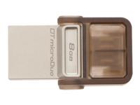 Kingston DataTraveler DTDUO/8GB
