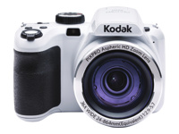 Kodak PIXPRO Astro Zoom AZ361 - Digital camera - compact - 16.15 MP - 720p - 36 x optical zoom - whi