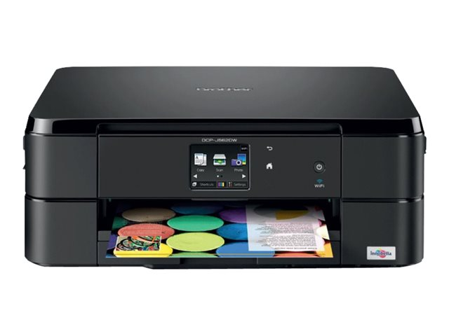 Image of Brother DCP-J562DW - multifunction printer ( colour )