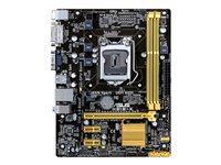 ASUS H81M-K - Motherboard - micro ATX