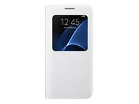 Samsung S View Cover  EF-CG930PWEGWW