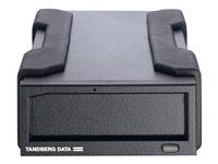 TANDBERG, RDX Ext Drive Black USB 3+interface Accu