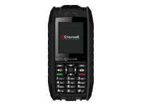 Crosscall Shark V2 - noir - 64 Mo - GSM - téléphone mobile