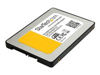 StarTech.com M.2 (NGFF) SSD to 2.5in SATA III Adapter - Up to 6 Gbps - M.2 SSD Converter to SATA with Protective Housing (SAT2M2NGFF25)