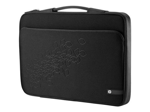 hp housse d 39 ordinateur portable hp sacoche malette et housse pc portable comparer les prix. Black Bedroom Furniture Sets. Home Design Ideas